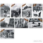 """Набор календариков №7 """"Великая Отечественная Война"""""""