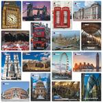 "Набор календариков ""Лондон""."