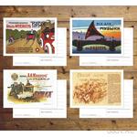 открытки Плакаты Российской империи